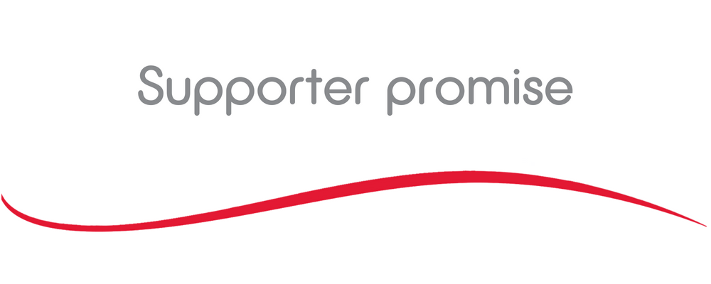 Supporter Promise