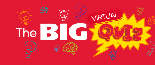 big virtual quiz banner