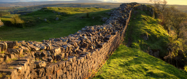 Hadrian's Wall - October