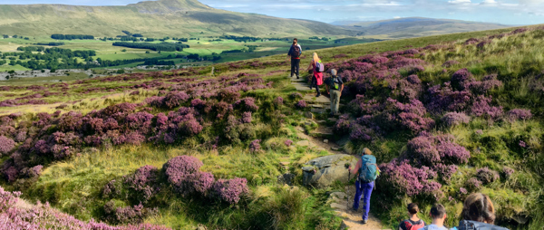 Yorkshire Three Peaks Challenge - July